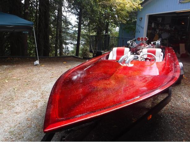 Eliminator Jet Boat, BBFord