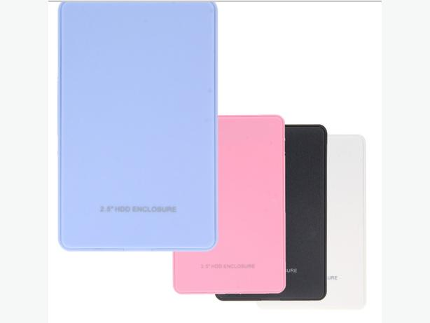 New Compact USB 3.0 2.5 inch SATA Hard Disk External Enclosure