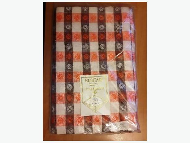 Fine Linen Tablecloth