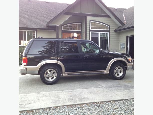 ford explorer eddie bauer 1999 lake cowichan cowichan. Cars Review. Best American Auto & Cars Review