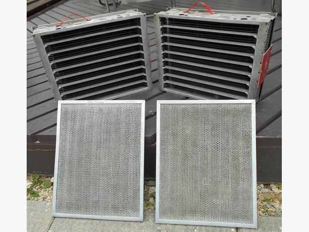 Honeywell Electronic Air Filters
