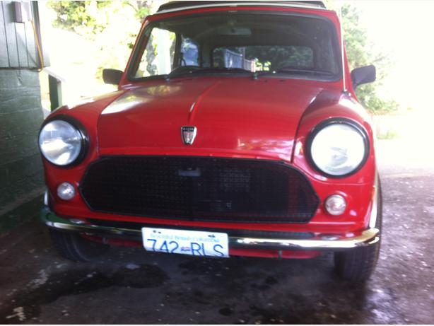 Rover Mini 1000 *REDUCED*
