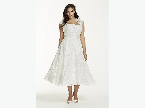 PLUS SIZE WEDDING DRESS SIZE 26W
