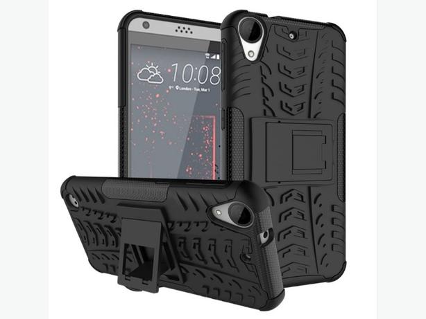 Rugged Armor Heavy Duty Hybrid Stand Case for HTC Desire 530 630