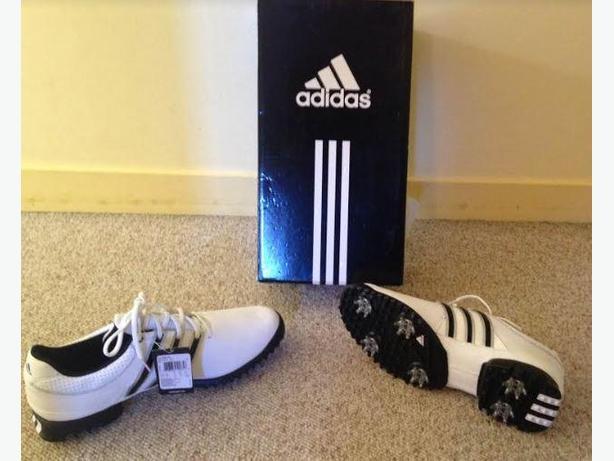 Mens Adidas Men's Tour 360 Lite Wterproof Golf Shoes Size 10 US 44 EUR