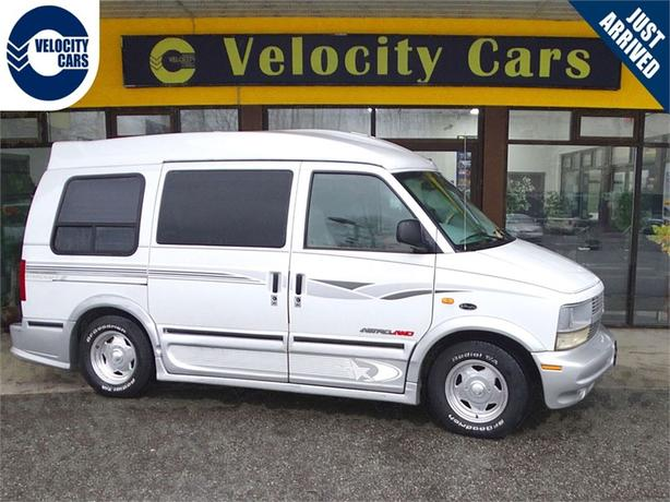 1997 Chevrolet Astro Starcraft Camper AWD 78K's Highroof 6-Seats
