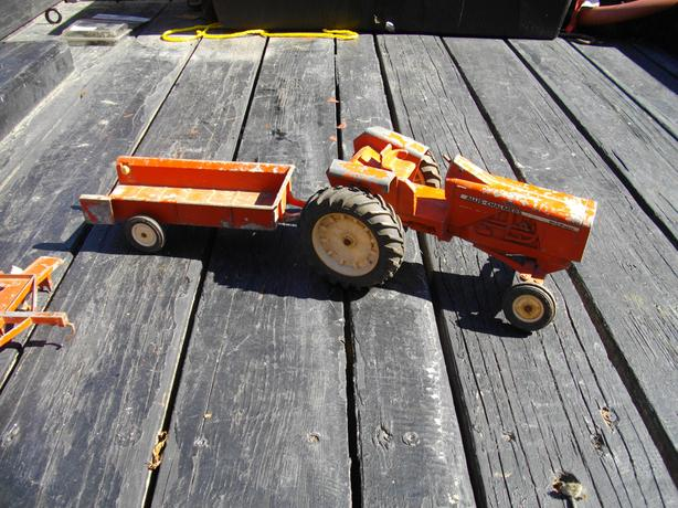 diecast tractor and trailers
