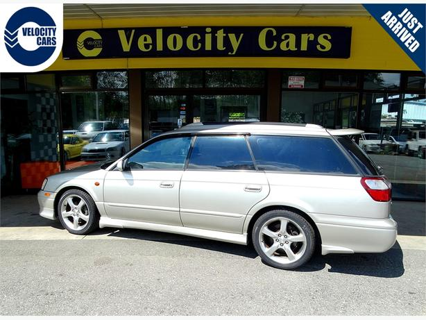 1999 Subaru  Legacy Wagon GT 4WD 4WD 66Ks Low Mileage