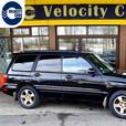 1998 Subaru Forester AWD 79K's Turbo 237hp Low Mileage