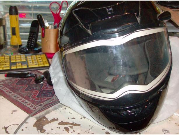 motorcycle helmit 2