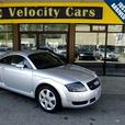 2000 Audi TT 1.8T 66K's Turbo 222hp AWD Quattro Leather 6-spd M