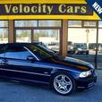 2000 BMW 328i 330CI Convertible 127K's Black Leather NO ACCDNT -