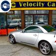 1997 Mercedes-Benz SLK-Class 74K's Convertible Supercharged 194hp Leather