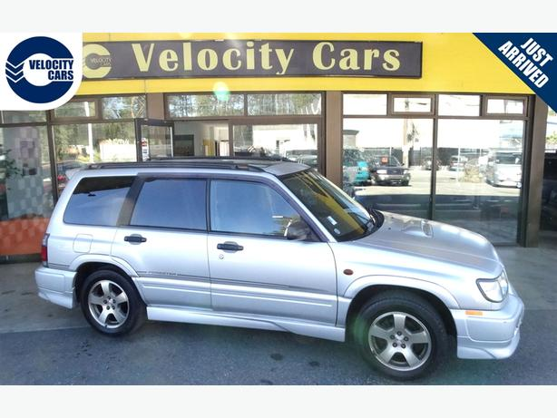 1997 Subaru Forester 59K's AWD Turbo 237hp Low Mileage