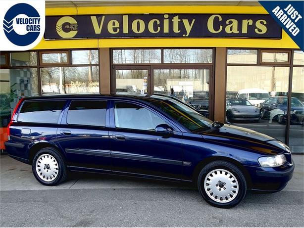 2000 Volvo V70 24 AWD 108K's Turbo 193hp Wagon Leather