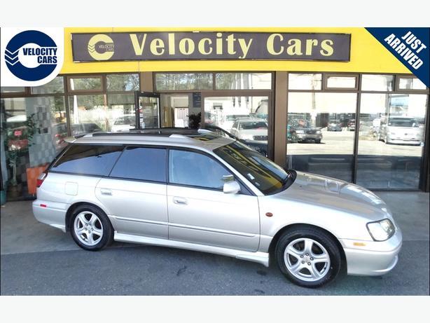 1999 Subaru Legacy Wagon GT 4WD 67K's Twin-Turbo/ Twin sunroof