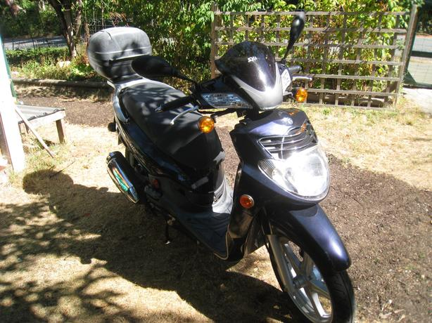 2009 SYM scooter