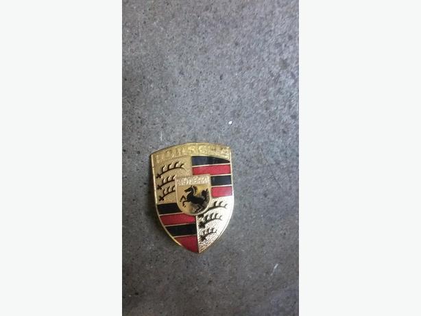 Porsche Emblem New (60 bucks obo)