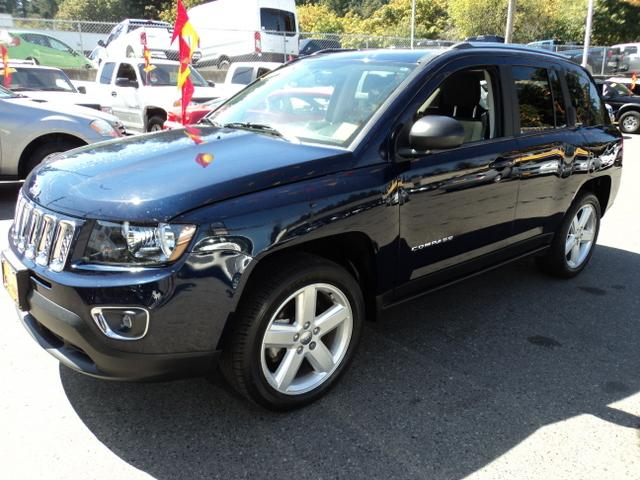 2014 Jeep Compass Sport West Shore Langford Colwood