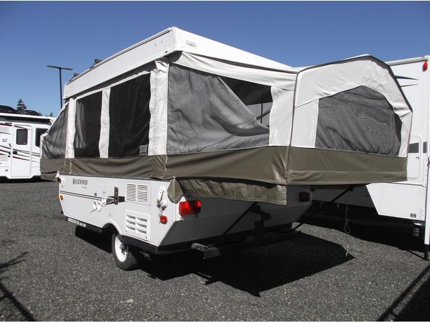 2009 Rockwood 1940 LTD Tent Trailer