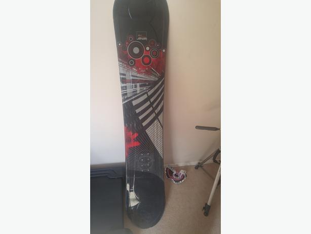 LAMAR SNOWBOARD (USED)