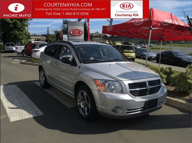 2007 Dodge Caliber R/T | 1 Owner | Vancouver Island Vehicle
