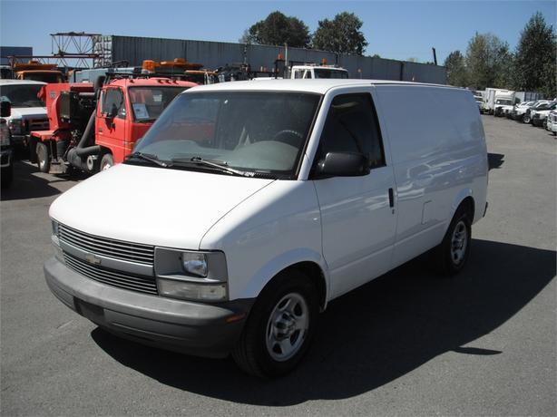 2005 chevrolet astro cargo van 2wd outside alberni valley. Black Bedroom Furniture Sets. Home Design Ideas