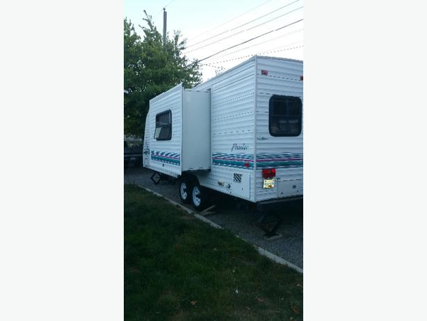 1997 Prowler Travel Trailer