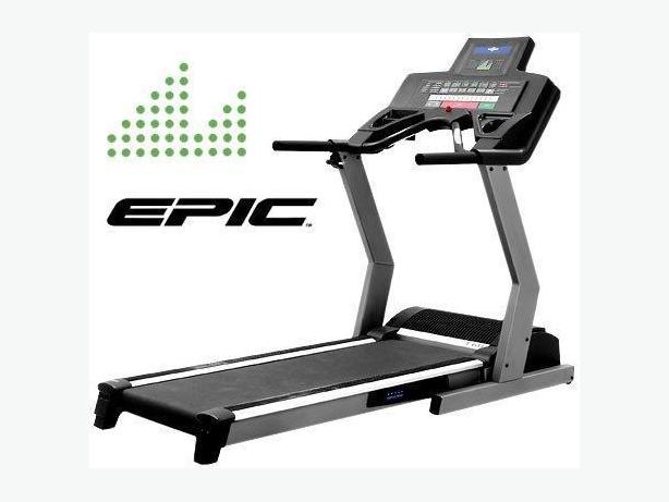 Almost New Epic T60 Treadmill