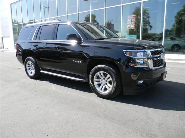 2015 Chevrolet Tahoe LT NAVIGATION NO ACCIDENTS LOCAL VICTORIA
