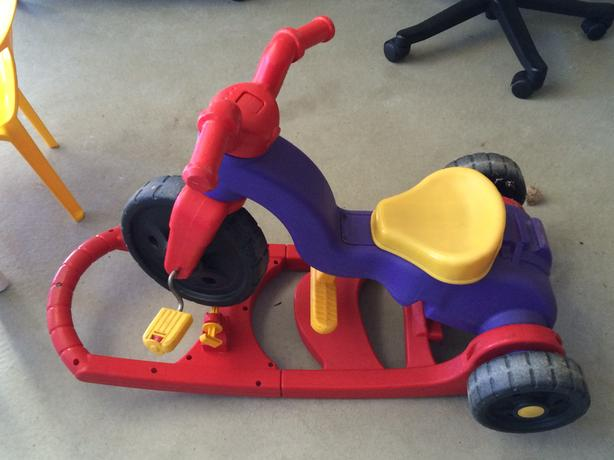 Big Wheel Toys For Toddlers : Big wheel ride toy west shore langford colwood metchosin