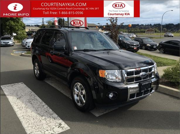 2009 Ford Escape Limited | Accident Free | Lower KMs
