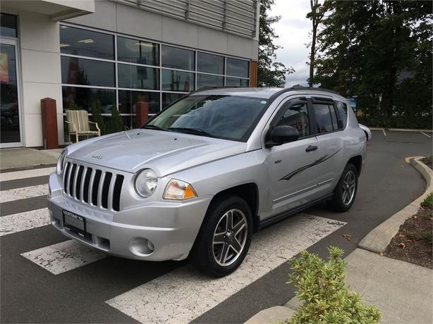 2009 jeep compass north edition low kms 4x4 outside victoria victoria mobile. Black Bedroom Furniture Sets. Home Design Ideas