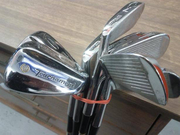 Wilson Tournament Irons