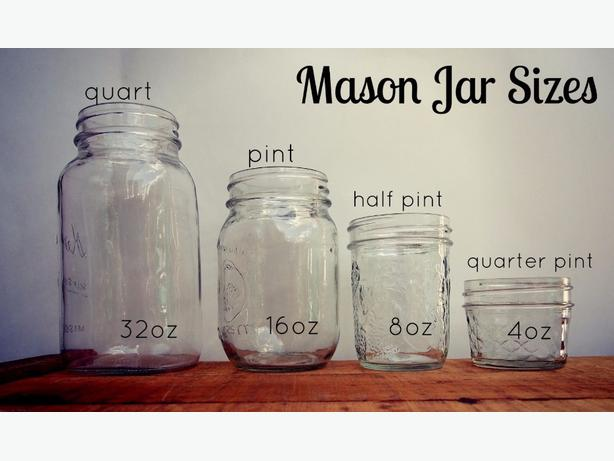WANTED: Canning jars. Any size.