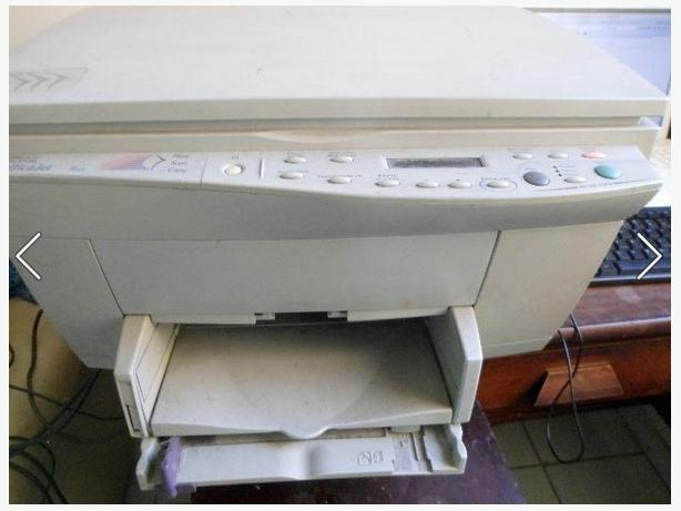 Like New HP OfficeJet R45 All in one Copier Printer Scanner - $25