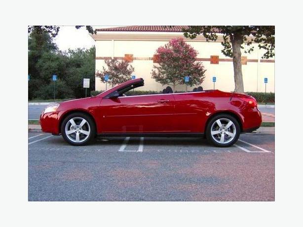 2006 pontiac g6 gt 2 door hardtop convertible other south. Black Bedroom Furniture Sets. Home Design Ideas