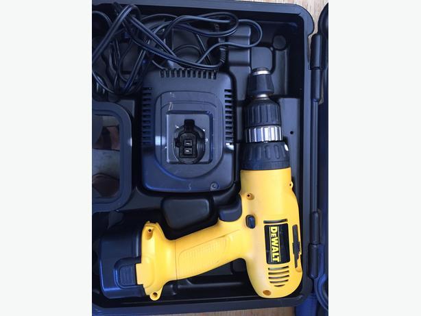DeWalt 952 3/8 inch 9.6V drill/driver