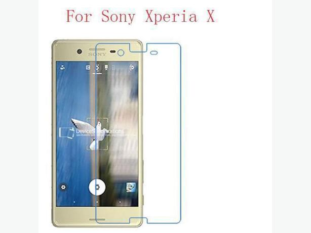 Clear Screen Protector For Sony Xperia X