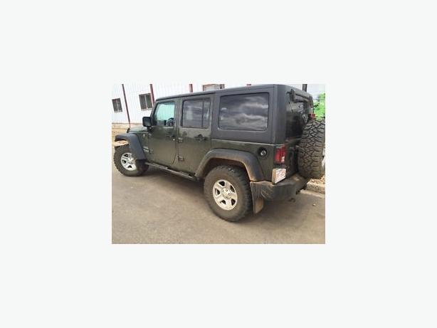 2016 Jeep Wrangler Spirit