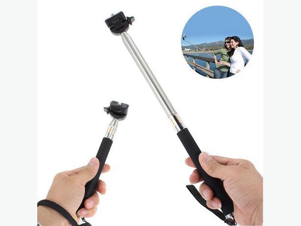 Selfie Stick Monopod Holder Extendable Handheld for GoPro Camera
