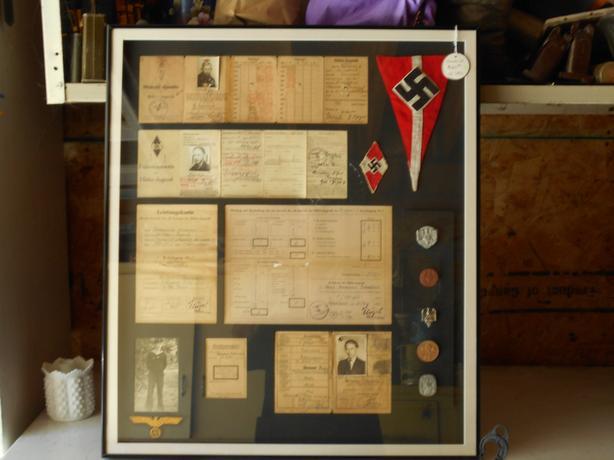 German military WW 1 WW 2