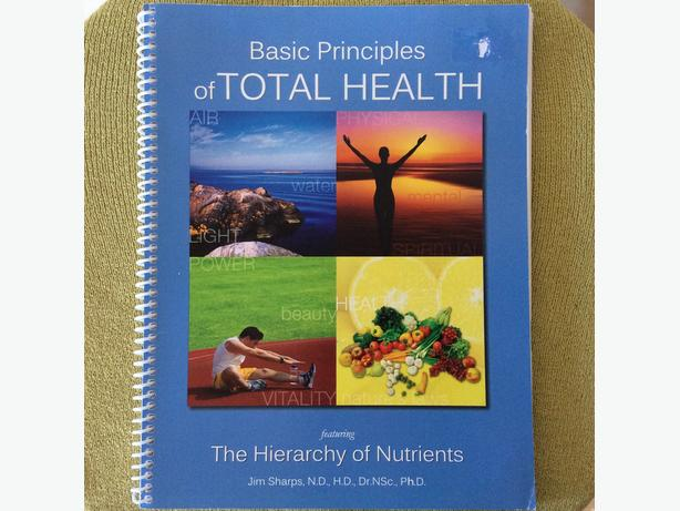 BASIC PRINCIPLES OF TOTAL HEALTH