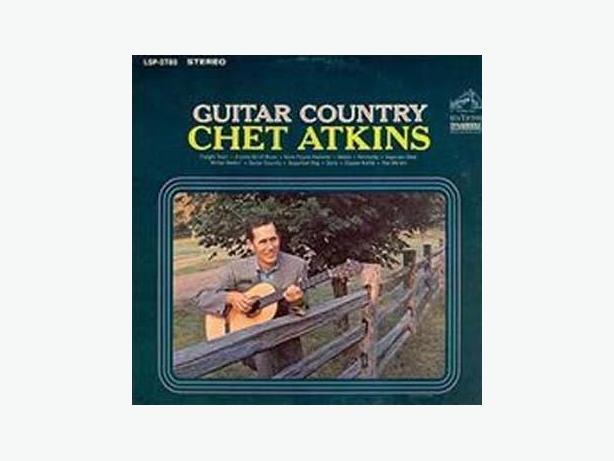 Chet Atkins - Guitar Country