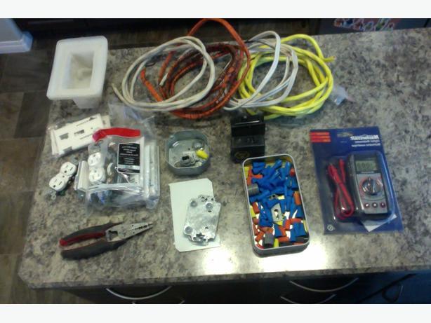 Electrical Materials Tools West Regina