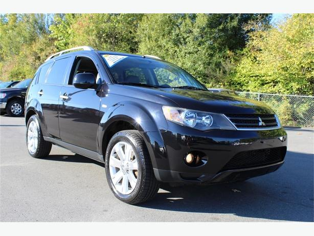 2007 mitsubishi outlander xls 7 passenger duncan cowichan. Black Bedroom Furniture Sets. Home Design Ideas