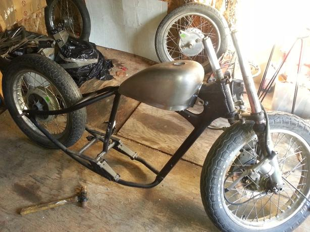 O.B.O Bobber project