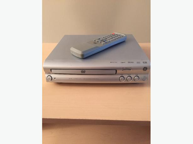 GE DVD Player