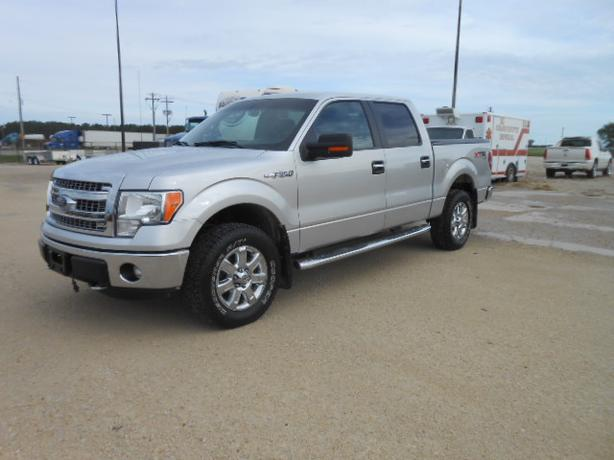 2013 Ford F-150 XLT XTR SuperCrew 6X086A