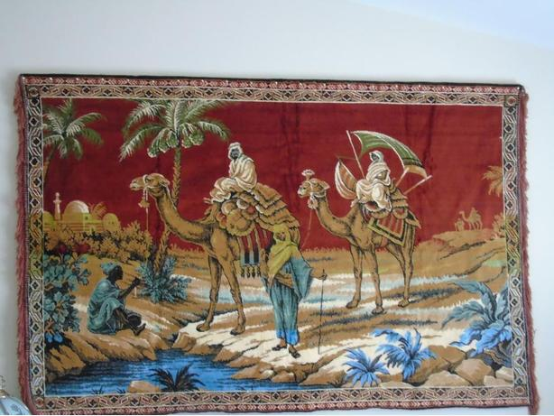 authentic Egyptian rug /wall hanging